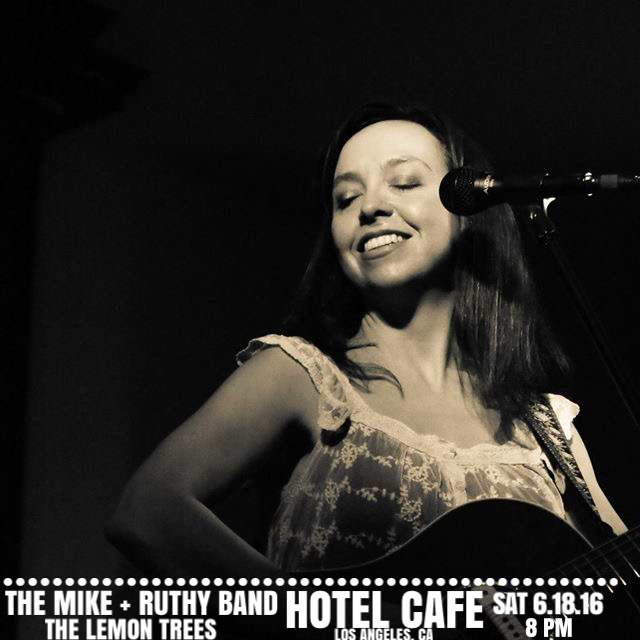 hotel cafe mike and ruthy 6.18