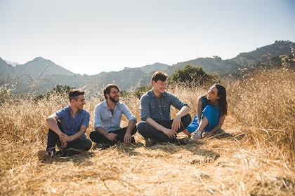 LA River Bend Release Feel Good LoveSong