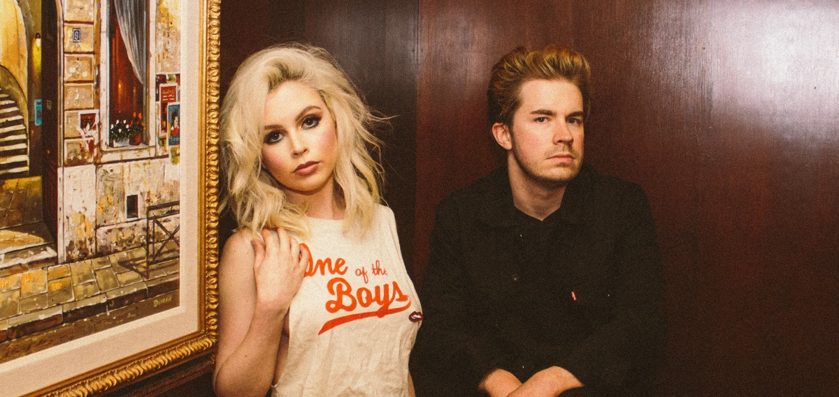 """New Wave Rock Band The Fontaines Show Off Their Inner """"Freak"""""""