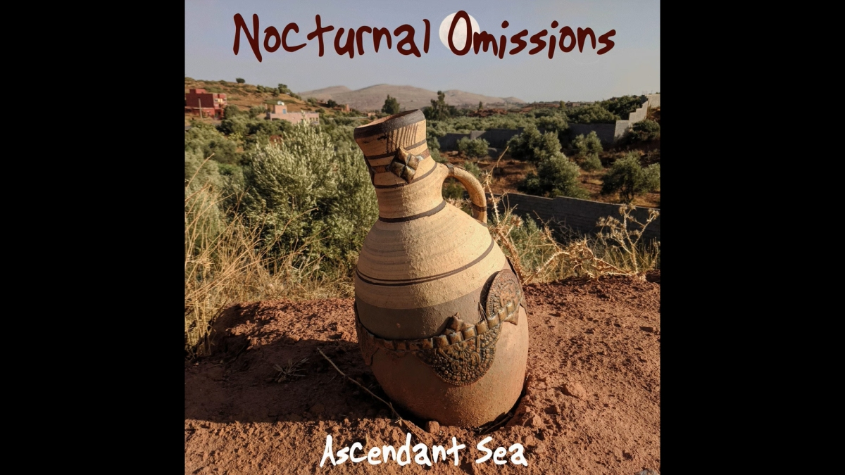 """""""Ascendant Sea"""" is a Great Travel Album for theRoad"""